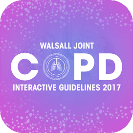 copd app logo