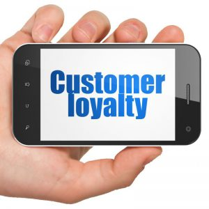 customer loyalty mobile app