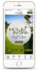 golf app info