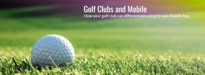 golf app featured image